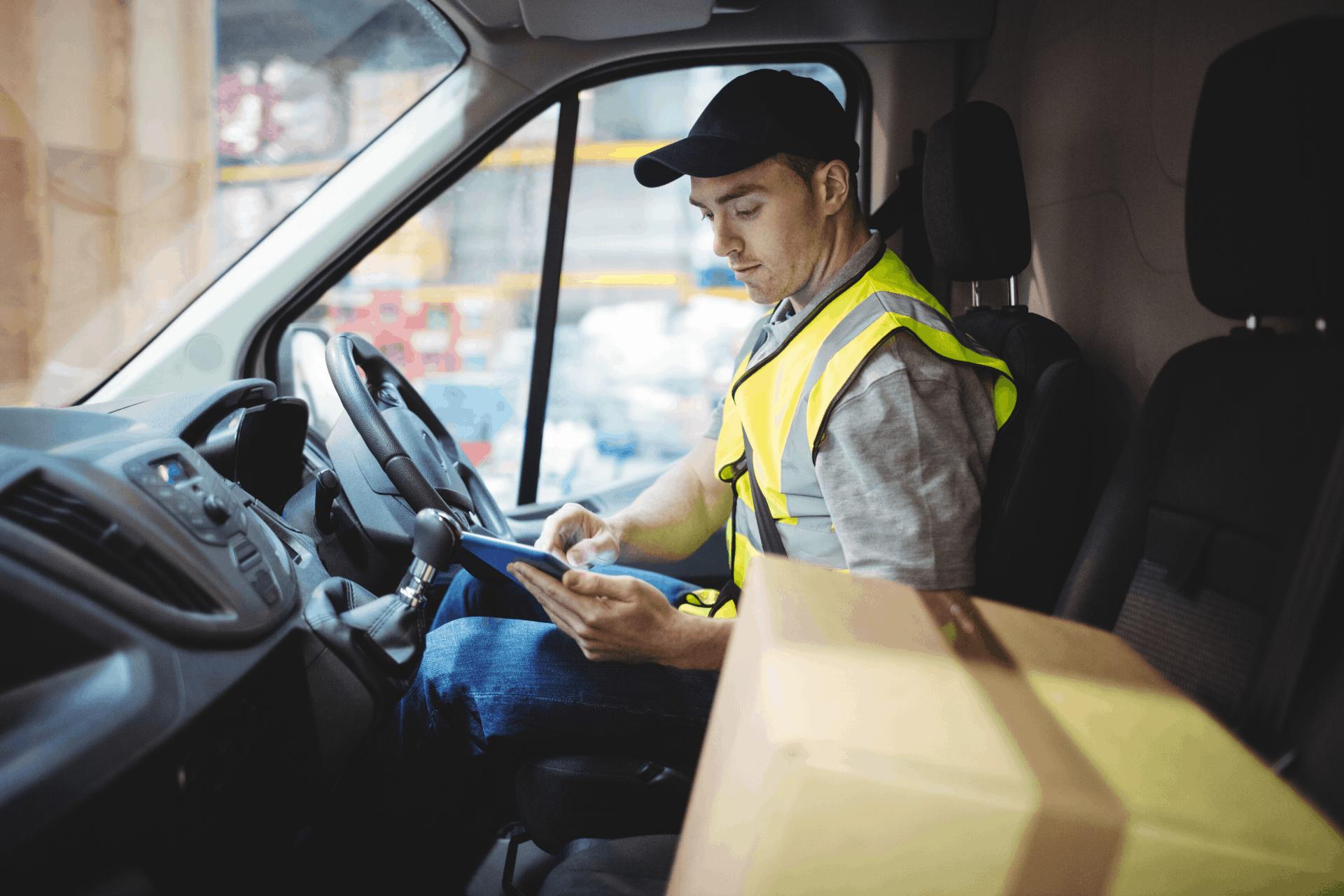 delivery van insurance