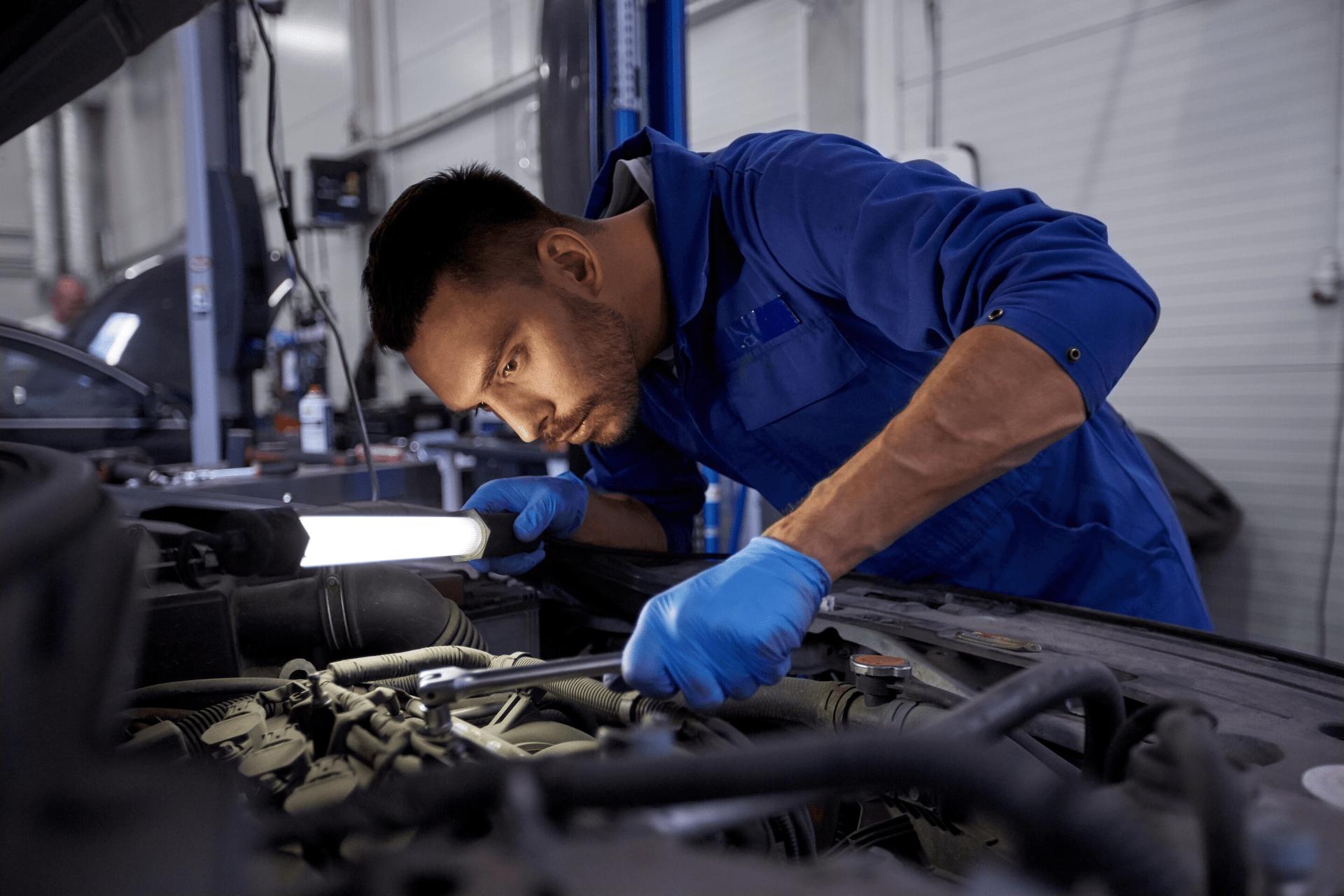 full time motor traders insurance