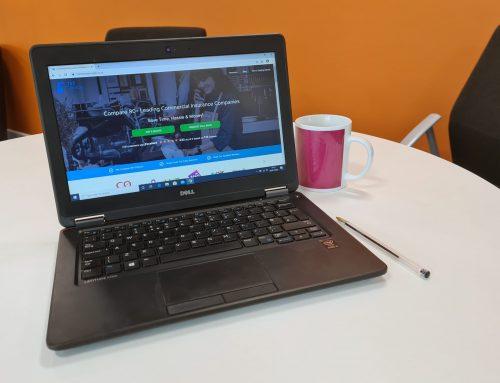 Shropshire Insurance Broker 1st Choice Upgrade Their Website For 2020