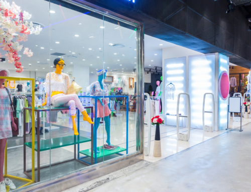 4 Simple Ways to Freshen Up Your Shop Window?