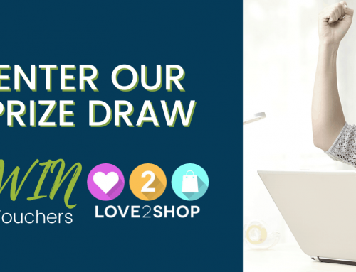 Enter The 1st Choice Christmas Shopping Voucher Giveaway – You Could WIN £100 LOVE2SHOP